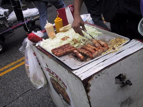 SF Dealers have a new drug, Hot Dogs?