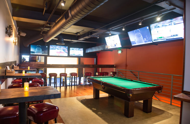 Where to watch the Warriors in the Mission, Barrel Proof.