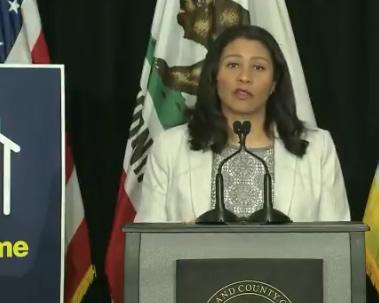 "Mayor Breed orders ""No 4/20 celebrations in San Francisco."""